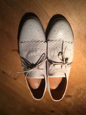 cox Schnürschuhe im Dandy-Stil, Größe 40