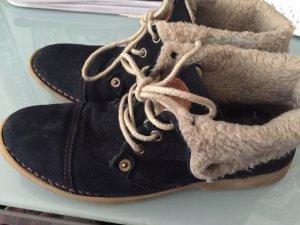 Cox Schuhe mit Gummisohle
