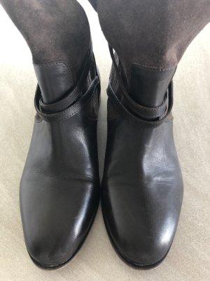 Cox Short Boots dark brown