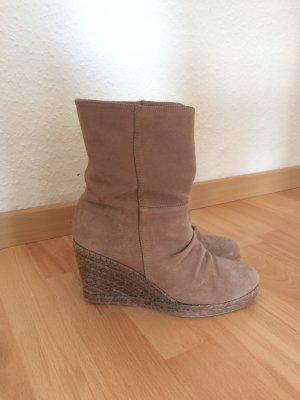 Cox Wildleder-Stiefel 38