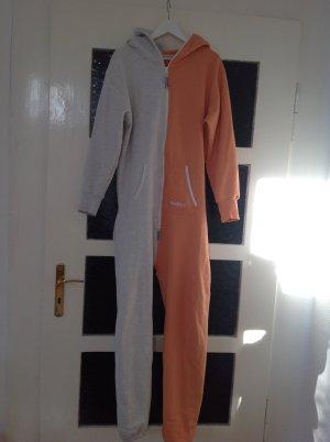 Cozy Onepiece jumpsuit zweifarbig, Original
