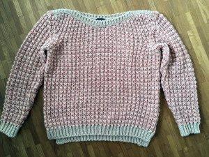 Esprit Maglione color carne-rosa