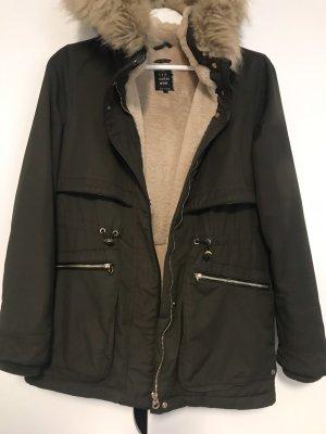 Cozy Zara Winter Jacket!