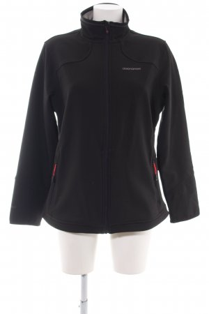 Craghoppers Softshell Jacket black simple style