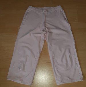 Crane : Sporthose 7/8 blass rosa,gedehnter Bund 39 cm,neuwertig