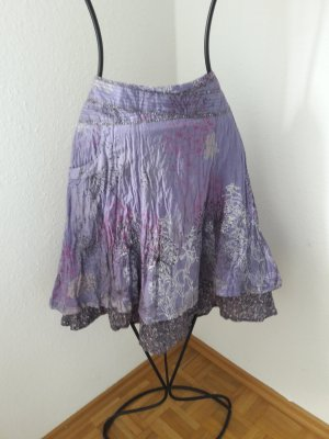 Street One Crash Skirt multicolored cotton