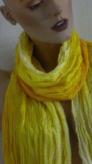 Crash-Schal, Farbverlauf, neu