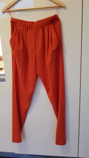 Crea Concept Boyfriend Trousers dark orange