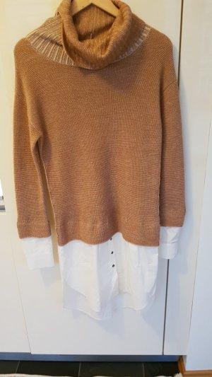 Crea Concept Wool Sweater beige