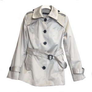Cream Barbara Bui  Trench Coat