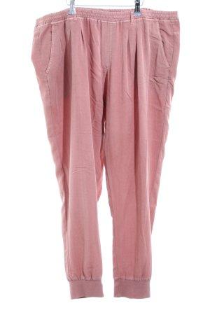 Cream Bundfaltenhose pink Casual-Look