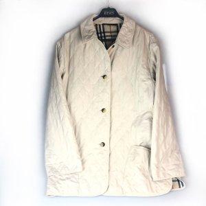Cream Burberry Jacket