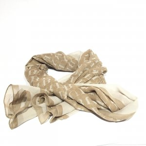 Cream Burberry Scarf
