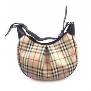 Cream Burberry Shoulder Bag
