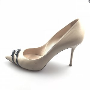 Cream Casadei Stiletto