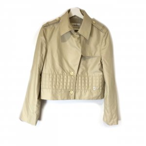 Cream Chanel Blazer