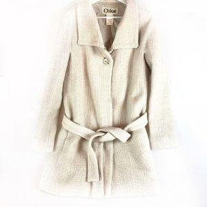 Cream Chloe Coat