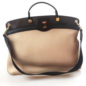 Cream Furla Shoulder Bag