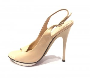 Cream Giuseppe Zanotti High Heel