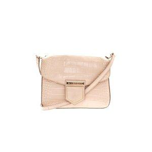 Cream Givenchy Cross Body Bag
