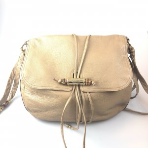 Cream Gucci Cross Body Bag