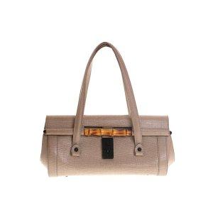 Cream Gucci Shoulder Bag