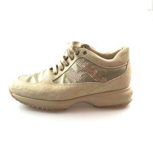 Cream Hogan Sneaker