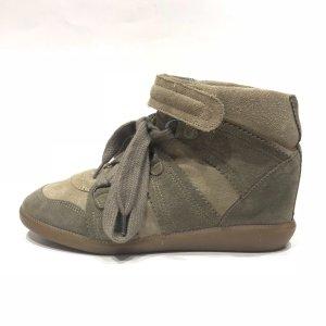Cream Isabel Marant Sneaker