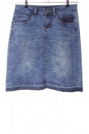 Cream Jeansrock blau Casual-Look