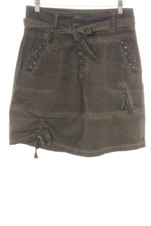 Cream Jeansrock bronzefarben-braun Casual-Look