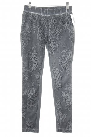 "Cream Jeggings ""Jane Lace Pants"" graublau"