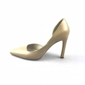 Jil Sander High-Heeled Sandals cream