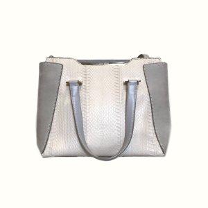 Cream Jimmy Choo Shoulder Bag