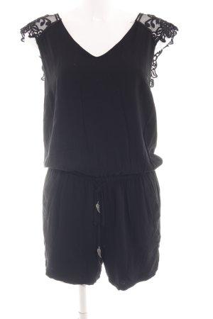 Cream Jumpsuit schwarz Casual-Look