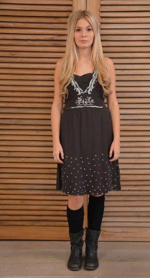 cream Kleid 36/S sehr schönes kleid