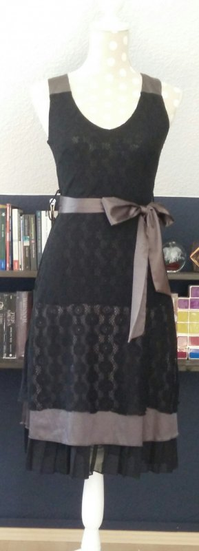 Cream Kleid schwarz Gr. XS
