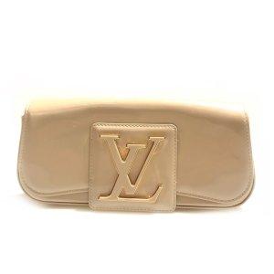 Cream Louis Vuitton Clutch