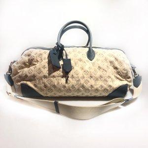 Cream Louis Vuitton Shoulder Bag