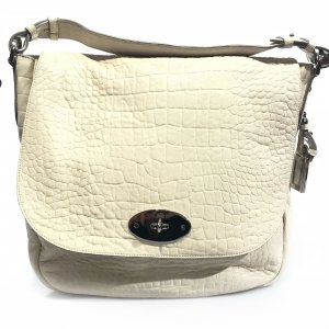 Cream Mulberry Shoulder Bag