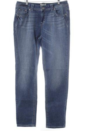 Cream Slim Jeans stahlblau Casual-Look