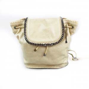 Cream Stella McCartney Backpack