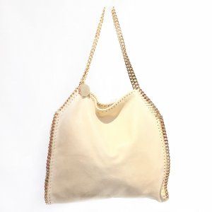 Cream Stella McCartney Shoulder Bag