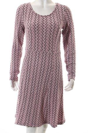 Cream Stretchkleid schwarz-rosa Farbverlauf Street-Fashion-Look
