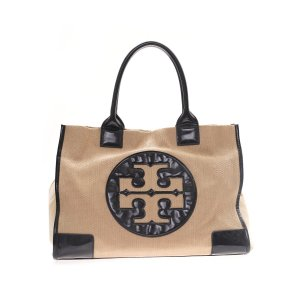 Cream Tory Burch Shoulder Bag