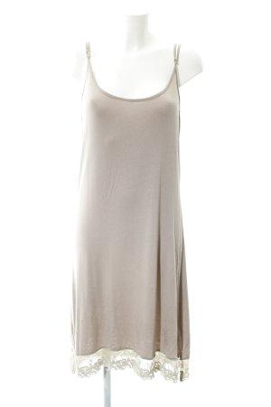 Cream Trägerkleid beige Casual-Look