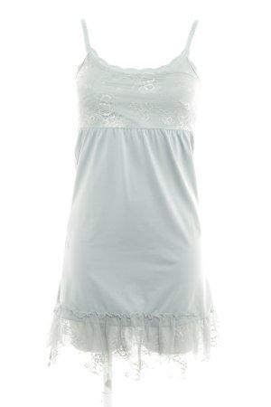 Cream Trägerkleid graugrün Casual-Look
