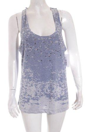 Cream Trägertop kornblumenblau-himmelblau Farbverlauf Casual-Look