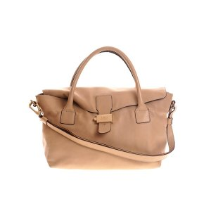 Cream Trussardi Shoulder Bag