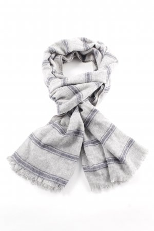 "Cream Woolen Scarf ""Cream Wollschal"""