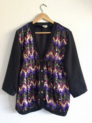 Creation Atelier GS Tuxedo Blazer multicolored